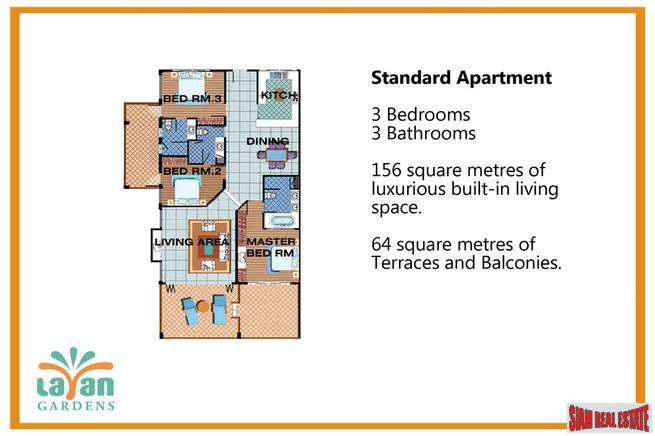 Luxury 3-Bedroom Apartment in Exclusive 4