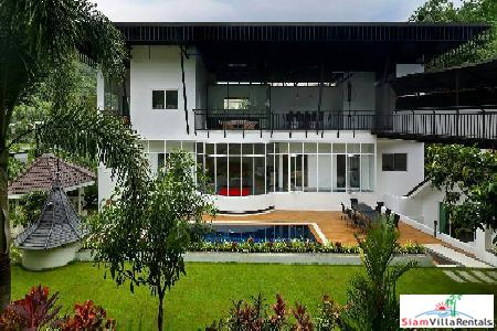 Five Bedroom Luxury Pool Villa in Chalong