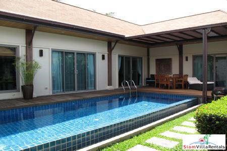 Three Bedroom Pool Villa and Detached Pool Suite in Rawai