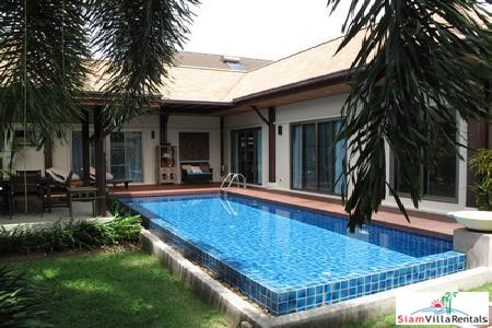 3-Bedroom Tropical Modern Pool Villa in Rawai