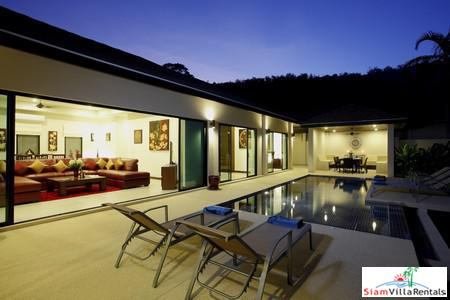 Gorgeous 3-Bedroom Pool Villa in Nai Harn