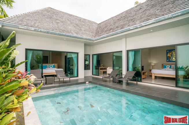 Layan Tara | Three Bedroom Pool Villa in Tranquil Layan for Rent