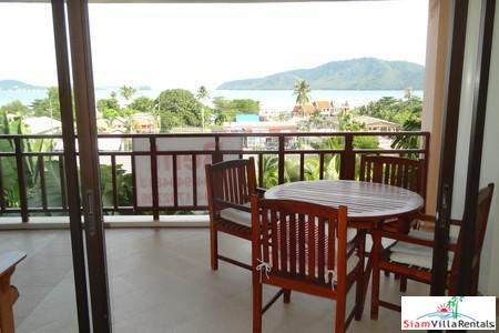 2 Bedroom Seaview Condominum in Rawai