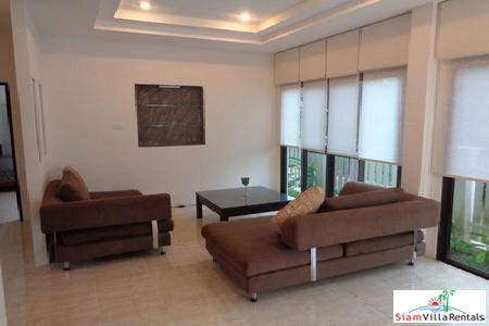 Two-Bedroom House with Garden in Nai Harn