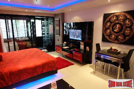 Chic Studio & 1 Bed Apartments in the Heart of Patong
