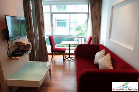Pool-View 1-Bedroom Condo in Central Patong