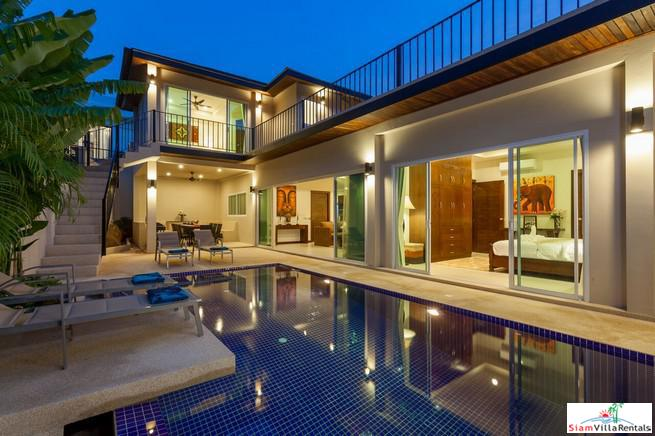 Luxury Five-Bedroom Holiday Pool Villa in Nai Harn