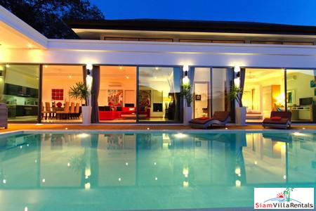 Gorgeous Modern-Asian 2-Bedroom Pool Villa in Nai Harn