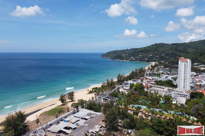 2 Bedroom Condominium with Sea-Views For Sale at Karon, Phuket