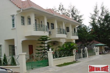 2-Bedroom Townhouse in Central Patong Estate