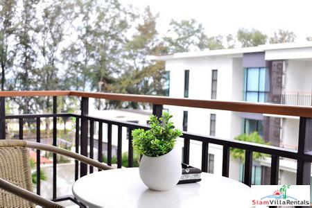 Two-Bedroom Sea View Family Apartment in Rawai Resort