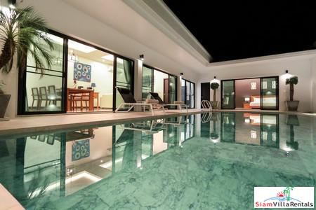 New 3-Bedroom Luxury Pool Villa in Layan