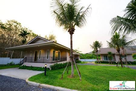 2-Bedroom Bungalow in Quiet Thalang Community near PIA