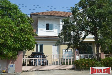 Very affordable four bedroom detached house in Suan Luang, Prawet