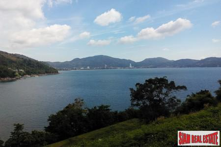 1+ Rai Seafront Plot on Ocean Front at Kamala/Nakalay, Kamala, Phuket