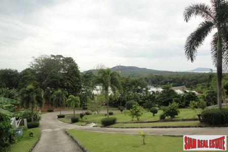 2 House Plots Available in Exclusive Yamu Hills Estate, Pa Klok, Phuket