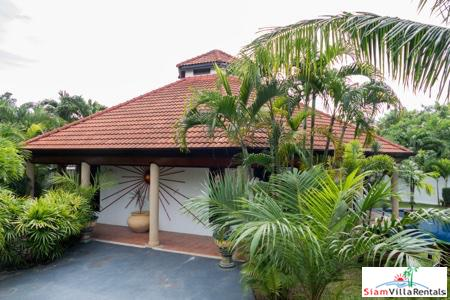 Peaceful, Relaxing and Stylish Two Bedroom Pool Villa in Rawai
