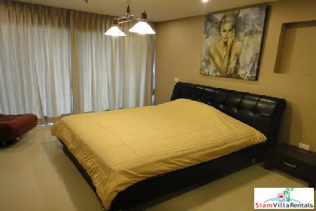 Spacious luxurious two bedroom in 6