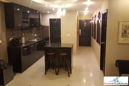 Spacious luxurious two bedroom in 14
