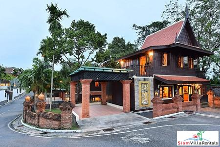 2-Bedroom Thai-Style Villa in Lovely Bang Jo Estate