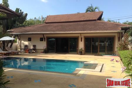 Misson Hills Pool Villa