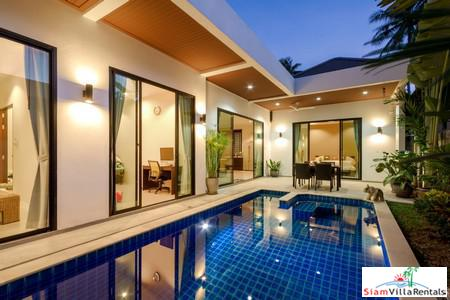 Modern 3-Bedroom Pool Villa in Rawai near Chalong