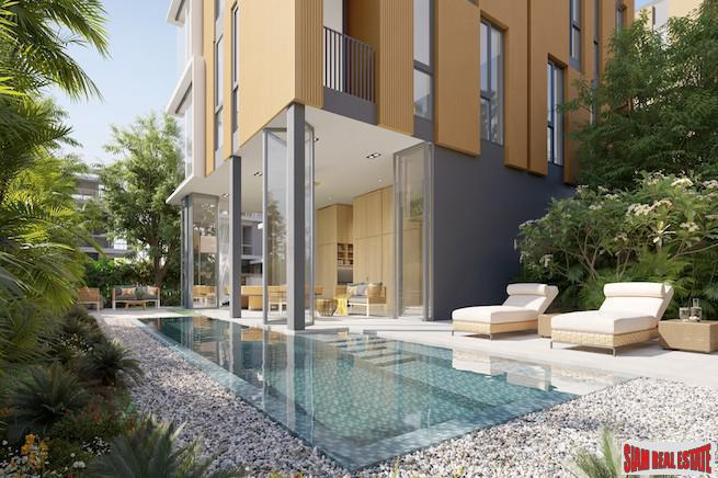 2-4 Bedroom Townhomes and Villas in New Laguna Estate