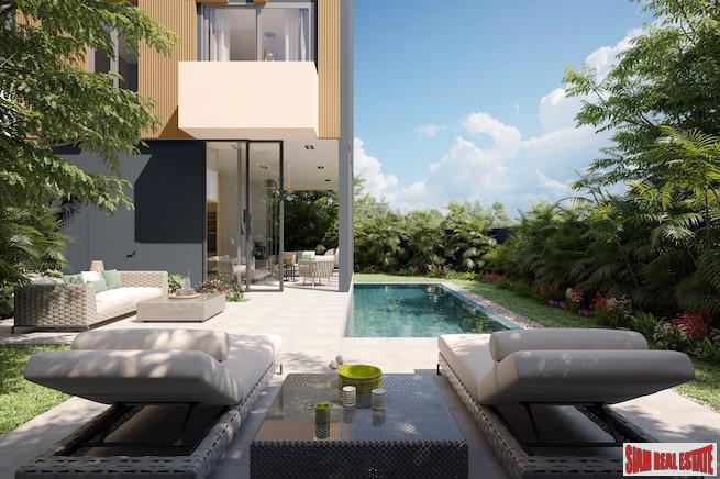 2-4 Bedroom Townhomes and Villas 3