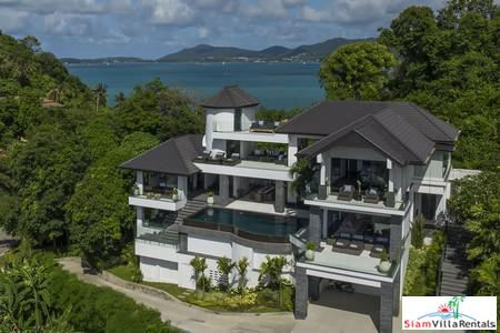 4-Bedroom Luxury Sea View Retreat in Ao Yon