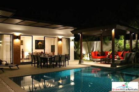 Gorgeous 2-Bedroom Balinese Pool Villa in Thalang