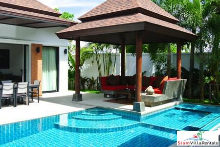 Gorgeous 3-Bedroom Balinese Pool Villa in Thalang