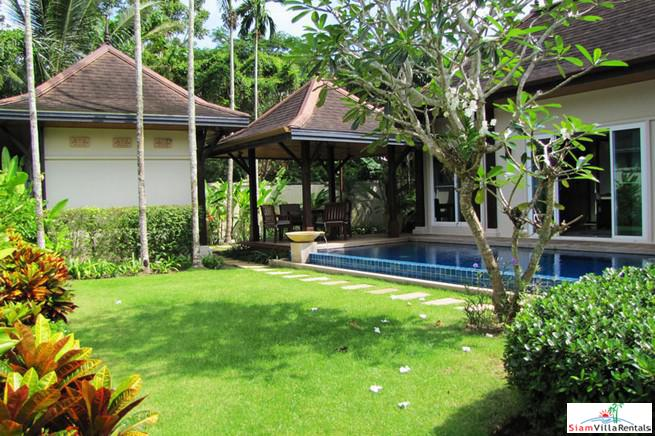 Modern Tropical 3-Bedroom Pool Villa in Layan