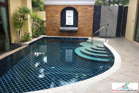 Modern 2-Bedroom Balinese Pool Villa in Bang Tao