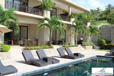 Stylish 2-Bedroom Townhouse Overlooking Chaweng Bay, Chaweng, Samui