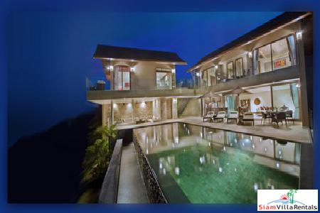 Stunning Panoramic Sea View 3-Bed Villa in Chaweng Noi