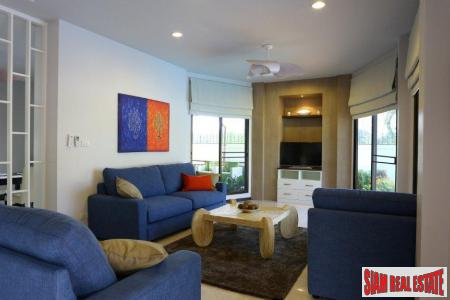 Spacious 4-Bedroom Pool Villa on Soi Siam Country Club