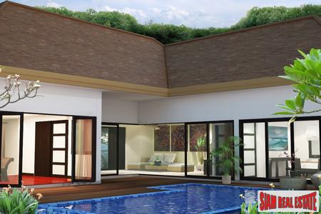 Two-Bedroom Pool Villas in NEW Cherng Talay Development