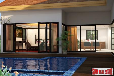 Two-Bedroom Pool Villas in NEW 7