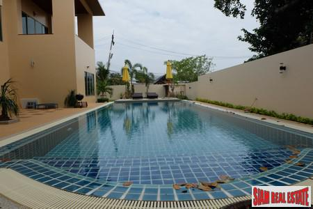 Spacious 4-Bedroom Private Pool Villa 6