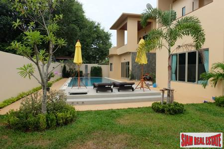Spacious 4-Bedroom Private Pool Villa 7