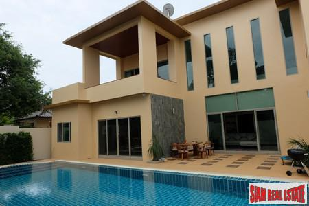 Spacious 4-Bedroom Private Pool Villa 8