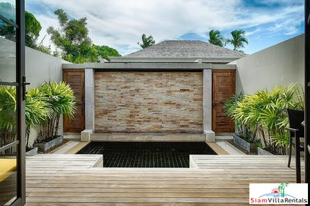Romantic Tropical Modern 1-Bedroom Pool Villa in Bang Tao