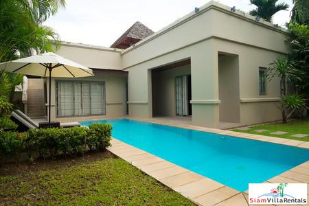 Tropical Modern 2-Bedroom Pool Villa in Bang Tao