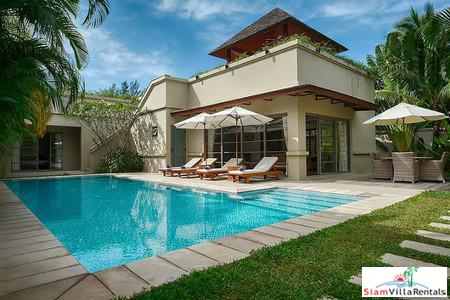 Tropical Modern 3-Bedroom Pool Villa in Bang Tao