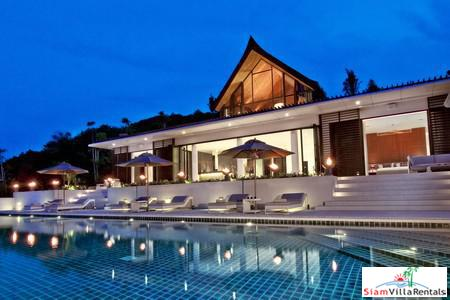 Ultra-Luxe 6-Bedroom Pool Villa in Yamu with Private Beach