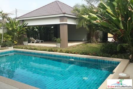Large, 4-Bedroom Modern Pool Villa 2