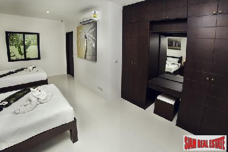 2-4-Bedroom Modern Pool Villas in 9