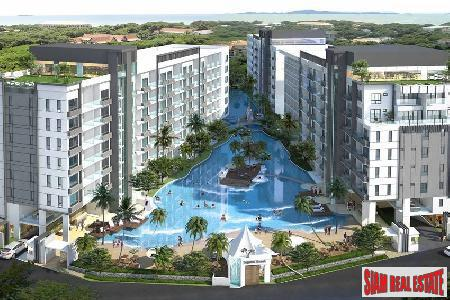 One-Bedroom Apartments Available Now in New Jomtien Devleopment