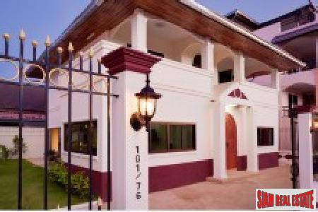 Large 5-Bedroom Family Home in Na Jomtien