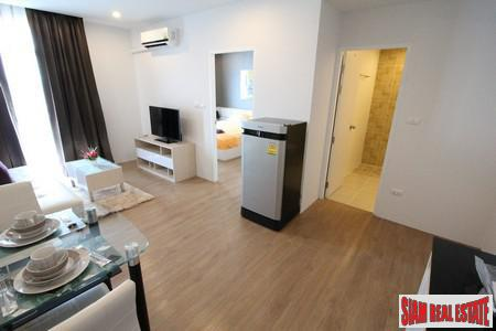 New One-Bedroom Apartments in Chalong 6